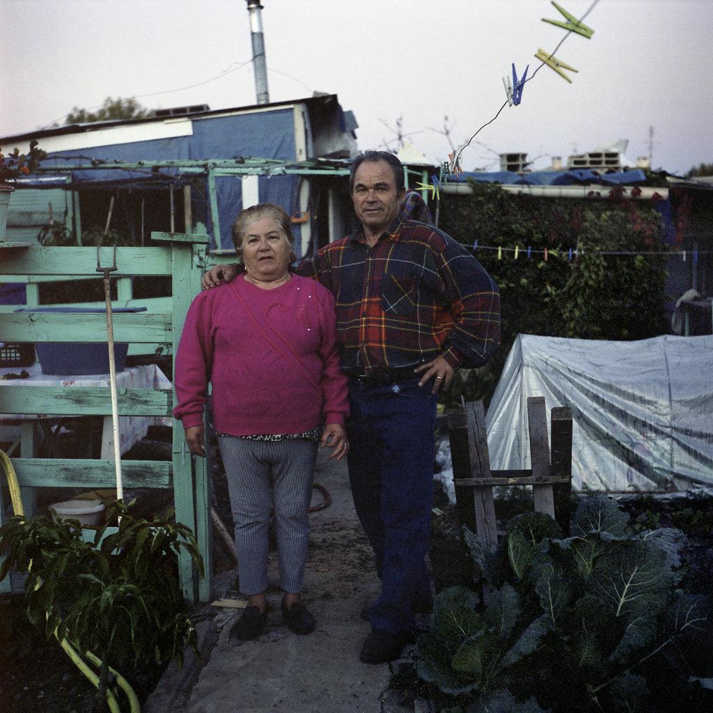 Jardins ouvriers de Nîmes / Interviews et portraits