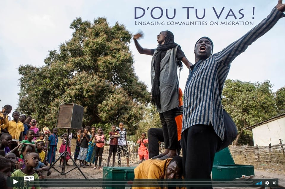 D'où Tu Vas ! - A Theatre Tour In Senegal